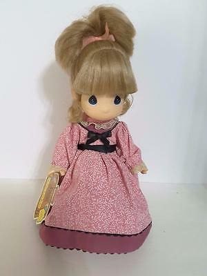 Precious Moments Doll with Children of the World CARLAFeb 1994 OUTFIT NO SHOE **