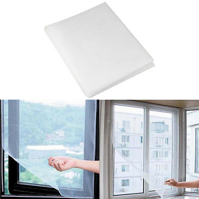 Anti-Insect Fly Bug Mosquito Moth Door Window Curtain Net Mesh Screen Protector
