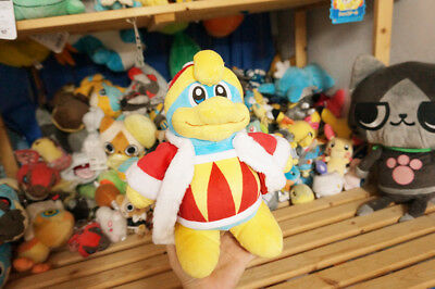 New Little Buddy 1403 Kirby Adventure All Star Collection King Dedede Plush Doll