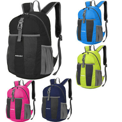 0509358b9f Outdoor Backpack Hiking Bag Camping Travel Waterproof Day Pack Climbing 25L  Hot