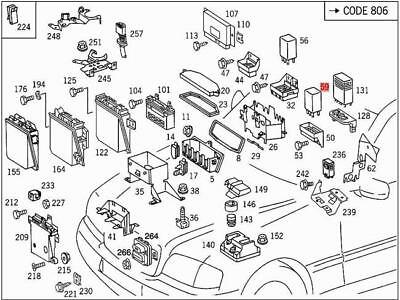 Relays Electrical Components Car Parts Vehicle Parts