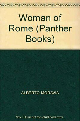 Woman of Rome (Panther Books) by Moravia, Alberto Paperback Book The Cheap Fast