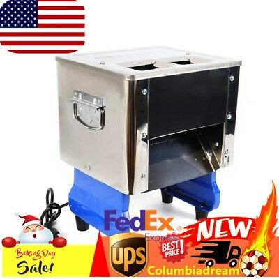 Cutter Machine Commercial Meat Slicer Stainless Steel Meat Cutter for Restaurant