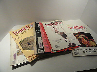 Hobbies Magazine The Magazine For Collectors Lot of 16