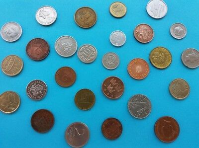 Lot Of Mixed Vintage Europe Coins  Large Collection - European Panorama