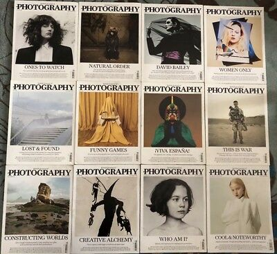 British Journal of Photography Magazines 2014 - January to December / Jan 15