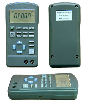 4-20mA/0-10V Signal Generator Process Calibrator Current Voltage Tester & Output