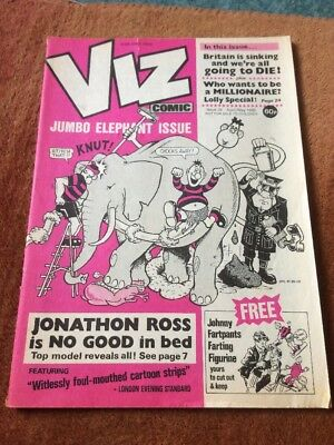 Viz Comic Issue No. 29 -April May 1988 FREE P&P