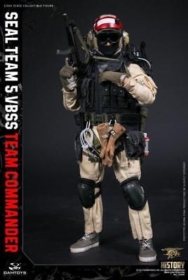 DAMToys US Navy SEAL Team 5 VBSS Team Commander 1/6 scale MIB #78046