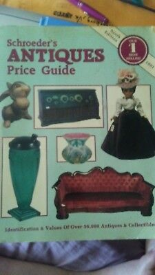 Schroeder's Antique Price Guide