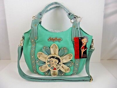 Betty Boop Large Purse - New Never Used Purse
