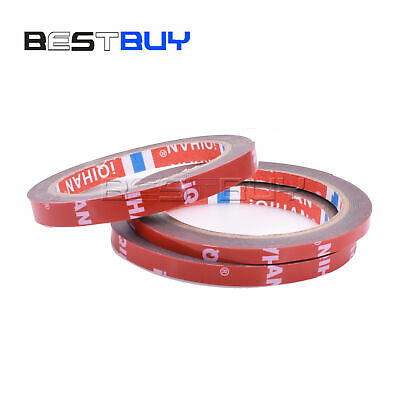 For 3M Strong Permanent Double Sided Super Self-Adhesive Sticky Tape Roll BBC