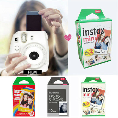 10-100 Sheets Fujifilm instax Mini-Filme,Fuji Instant Photo 7s 8 90 Polaroid 300