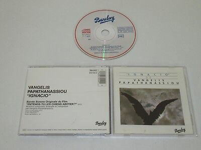 Ignacio/Soundtrack/Vangelis Papathanassiou (Barclay 813 042-2) CD Álbum