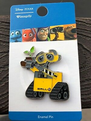 Disney Pixar Wall-E Plant Pin Loungefly BoxLunch Exclusive