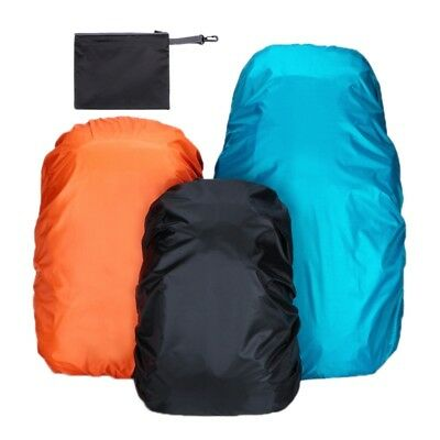Waterproof Backpack Cover Rucksack Dust Rain Proof Protector With Storage Bag