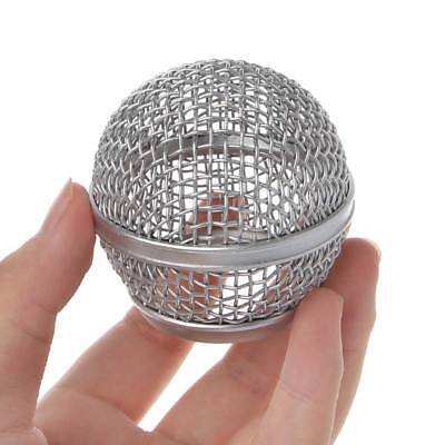 Replacement Mesh Microphone Ball Head Grille Fits For Shure Beta58A / Beta58