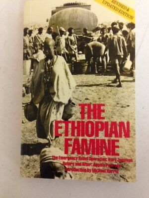 Ethiopian Famine by PENROSE Paperback Book The Cheap Fast Free Post