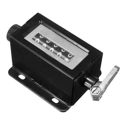 Small Scale D67-F 350 Rpm Mechanical  5 Digit Tally Manual Hand Click Counter TR
