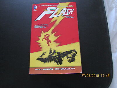 Dc Comics -   The New   Flash   Comic   Very Good For Age