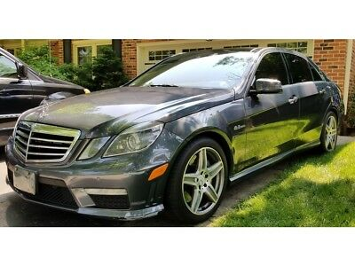 Mercedes-Benz: E-Class E63 2010 mercedes-benz E63 AMG