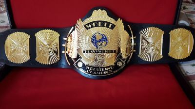 Winged Eagle Heavyweight Championship Belt Leather Belt