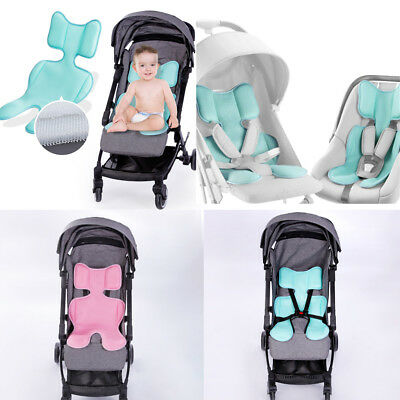 Breath Seat Pad for Stroller Car Seat Pushchair Mesh Cushion Cover
