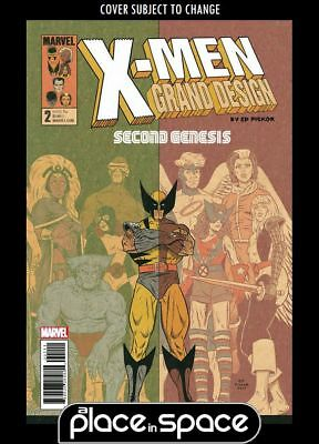 X-Men: Grand Design - Second Genesis #2A (Wk35)