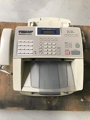 Brother intellifax 4750e barely used and in box
