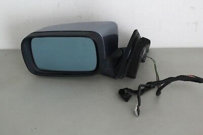 2000-2005 Bmw 3-Series E46 Power Heated (Lh) Driver Side Mirror Used Oem