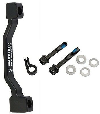 Shimano SM-MA-F203P/PM Front Disc Brake Adapter 180mm to 203mm Post Mount