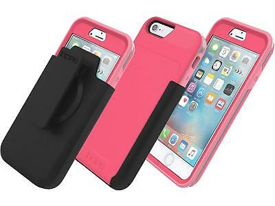 Performance Series Level 5 Case w/ Holster & Screen Protector for iPhone 6 / 6s