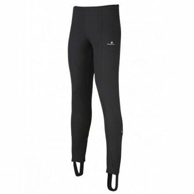 Ronhill Womens Trackster Origin Running Trousers Leggings BLACK NEW WITH TAGS