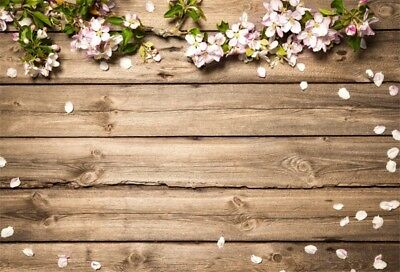 Retro Wood Board Plank 7x5ft Studio Background Photography Photo Backdrop Vinyl