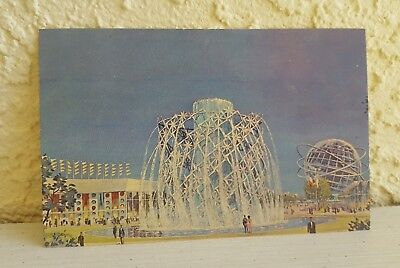 Astral Fountain~NY/ New York World's Fair '64-'65~Queens by Dexter