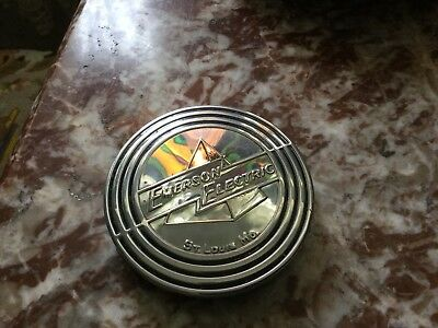 Antique  Electric Fan Badge Vintage Emerson