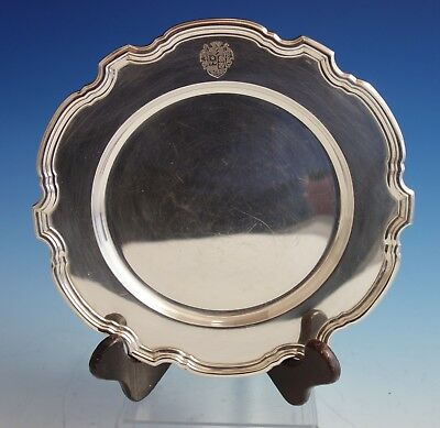 "Hampton by Tiffany & Co. Sterling Silver Plate #20842K 8 7/8"" Diameter (#2868)"