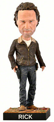 The Walking Dead Rick Grimes Collectible Bobblehead Figure by Royal Bobbles
