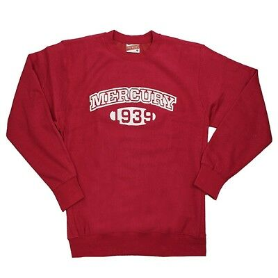 Mercury 1939 Pro Crew Sweatshirt - Red
