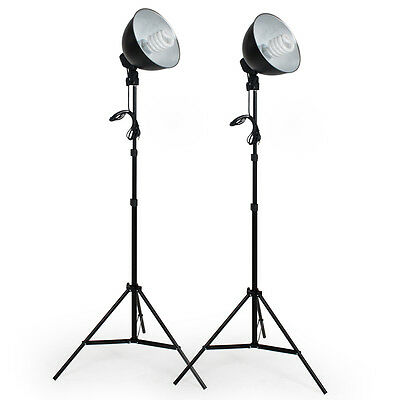 Boite lumière éclairage studio photo trépied 5500K pour Flash Photo Video kit