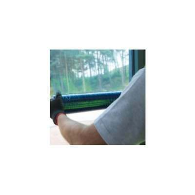 Blue Window Protection Film 600mm x 100m, builders window protection,