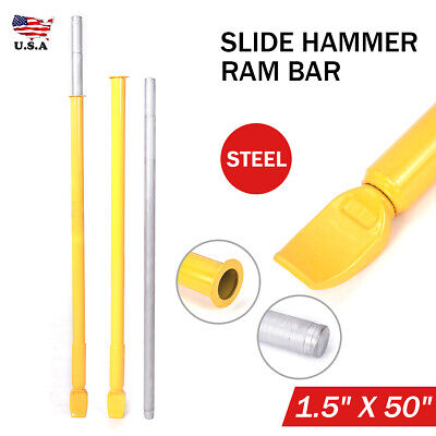Impact Tire Heavy Duty Slide Hammer Ram Bar Bead Breaker for Car Truck Trailer