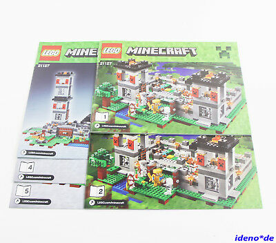 Lego Building Instructions Minecraft Speed Champions Super Heroes