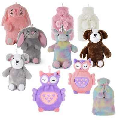 Novelty Hot Water Bottles and Covers Christmas Gift