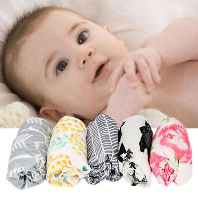 Baby Changing Table Pad Cover Contoured Diaper Change Infant Nappy Changing