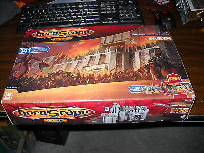 Heroscape: Fortress of the Archkyrie: Wall and Tower Building Pack: Complete