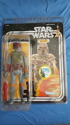 Star Wars Boba Fett Kenner Vintage Gentle Giant LTD  12 Inch