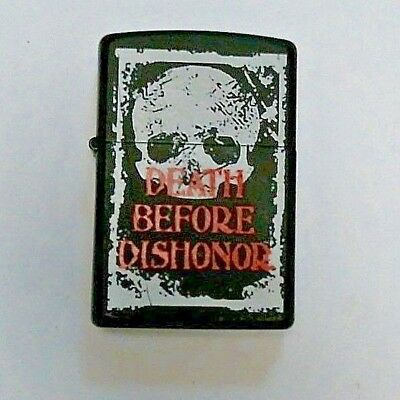 Death before Dishonor Lighter