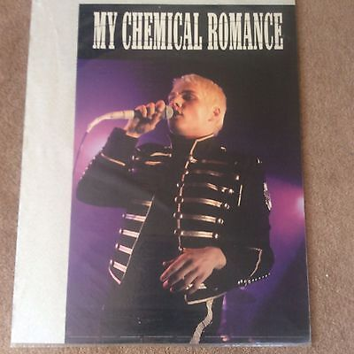 Huge Rare My Chemical Romance Band Musician Music Poster Rock n Roll 1