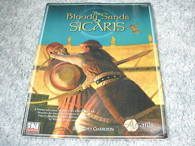 D20: Arcanis: The Bloody Sands of Sicaris
